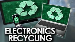 e waste disposal and electronics recycling